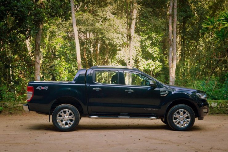 ford ranger limited 2017 esp cie evolu da primeira marcha. Black Bedroom Furniture Sets. Home Design Ideas