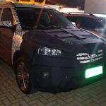 Leitor flagra Hyundai iX25 em testes no Brasil