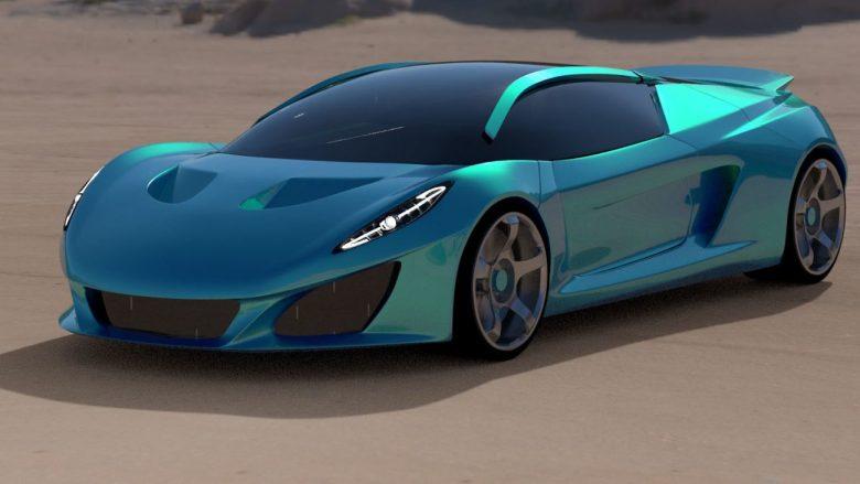 Keating Berus será lançado em 2017 em versões V8 e elétrica