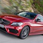 Novo Mercedes Classe C Coupé estreia no Brasil por R$ 245.900