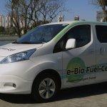 Protótipo da Nissan usa etanol para gerar energia e será testado no Brasil