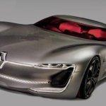 Vazam imagens do conceito Renault Trezor