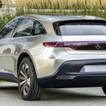Salão de Paris – Mercedes Generation EQ