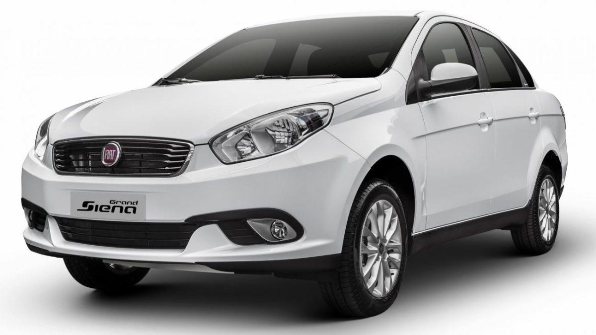 Com nova grade, Fiat Grand Siena 2017 chega por R$ 50.750; Tetrafuel morreu
