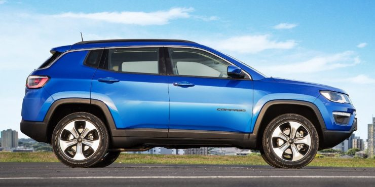 Jeep Compass Longitude Diesel