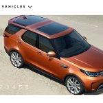 Vazam imagens do novo Land Rover Discovery