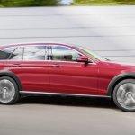 Mercedes revela Classe E All-Terrain com suspensão de altura ajustável