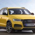 Audi Q3 passa por leve facelift para o Salão de Paris
