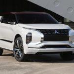 Salão de Paris – Mitsubishi GT-PHEV Concept