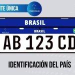 Placa do Mercosul tem uso no Brasil adiado mais uma vez