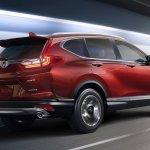 Novo Honda CR-V tem motor turbo de 193 cv