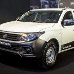 Mitsubishi L200 se transforma em RAM 1200 para o Oriente Médio