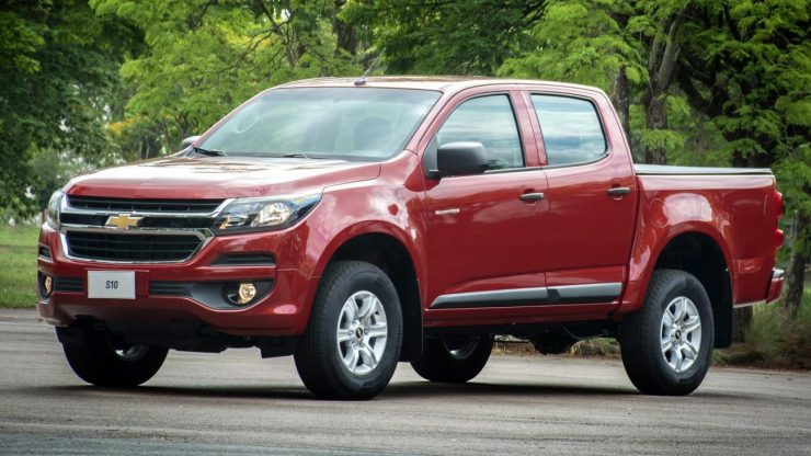 2017 Chevrolet S-10 Advantage