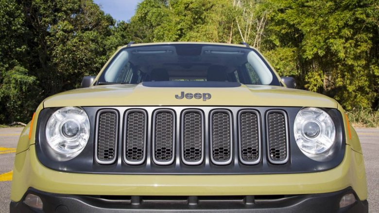 Jeep Renegade pode ganhar um irmão menor
