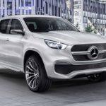 Mercedes Classe X: versão de luxo da Nissan Frontier chega em 2018