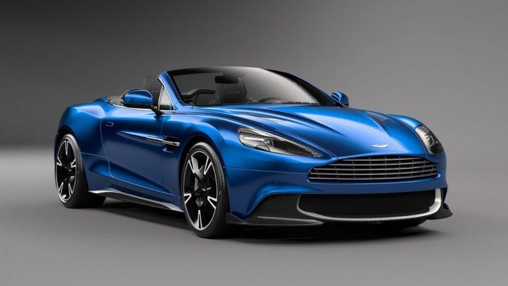 Aston Martin Vanquish S Volante - 4