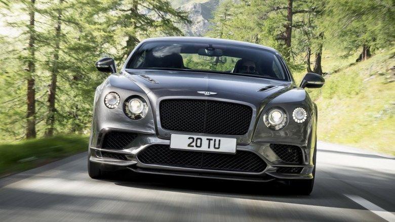 Novo Bentley Continental Supersports tem 710 cv e é mais rápido que o Porsche Panamera
