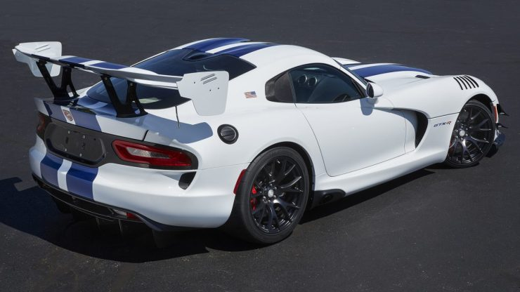 2017 Dodge Viper GTS-R Commemorative Edition ACR (American Club