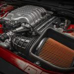 The 2018 Dodge Challenger SRT Demon's standard Air-Grabber™
