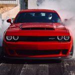 Dodge Challenger SRT Demon: 851 cv e quarto de milha em 9,65 segundos