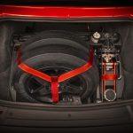 2018 Dodge Challenger SRT Demon Drag Kit features a Demon Track