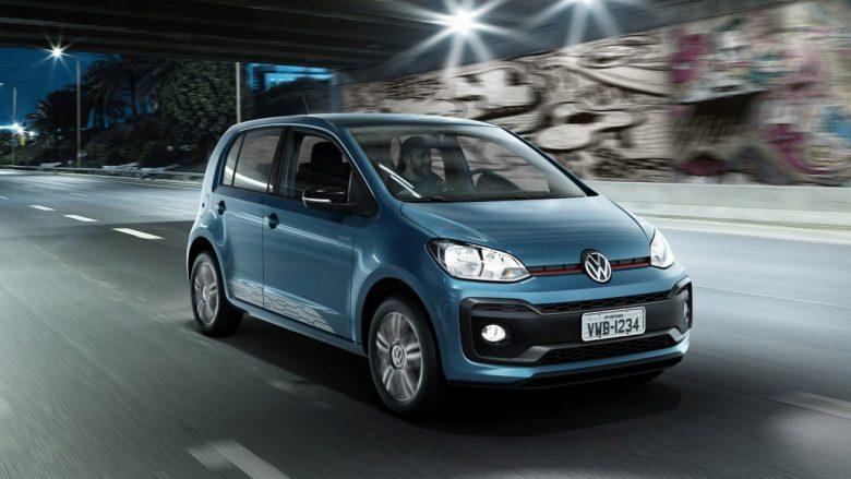 Volkswagen mostra Up! 2018 com novo visual, equipamentos e interior melhorado