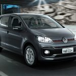 Volkswagen Up! 2018 parte dos R$ 37.990