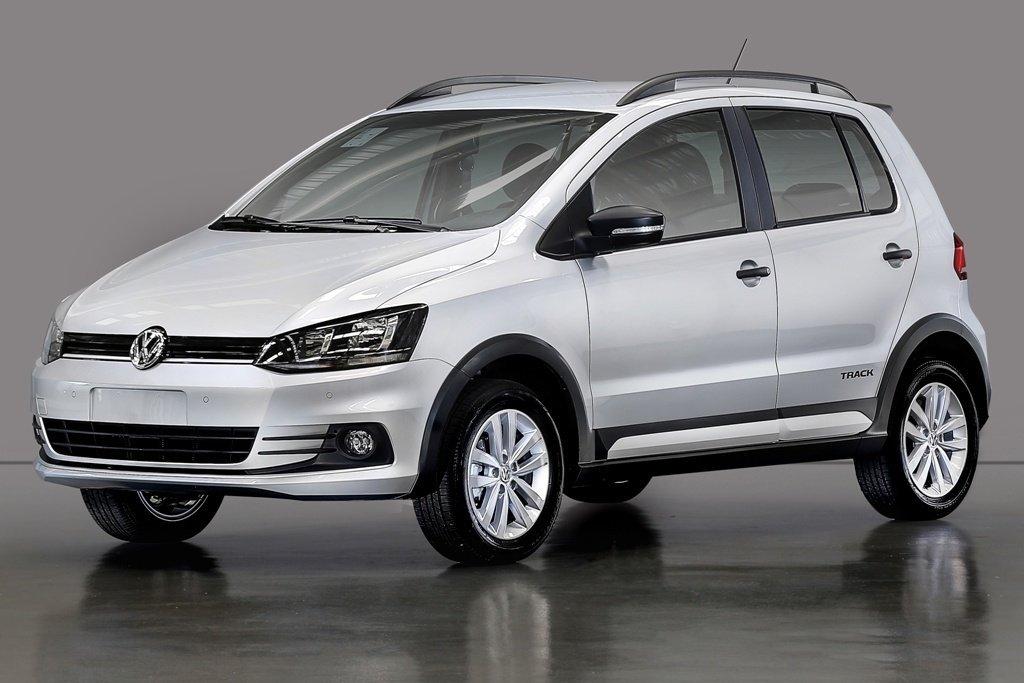 Volkswagen Fox ganha equipamentos de série na linha 2018