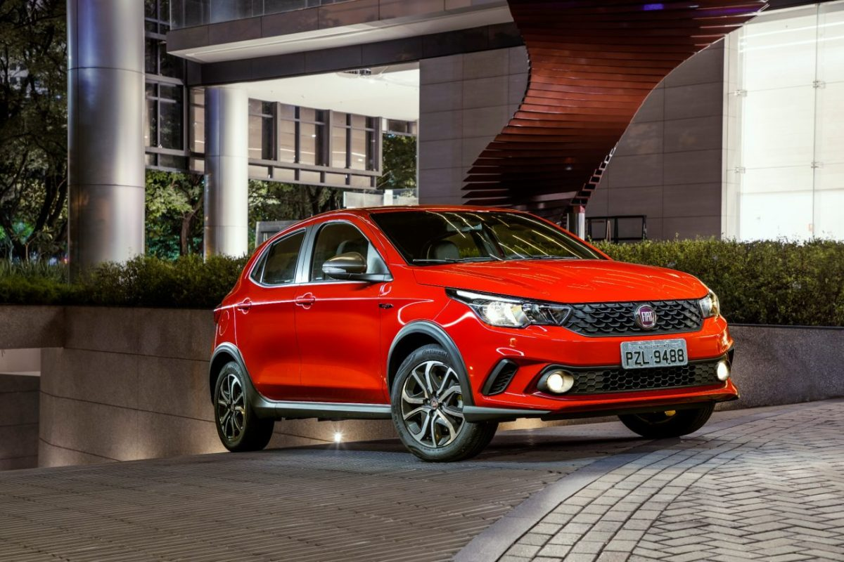 Fiat Argo pode dar origem ao novo Punto na Europa