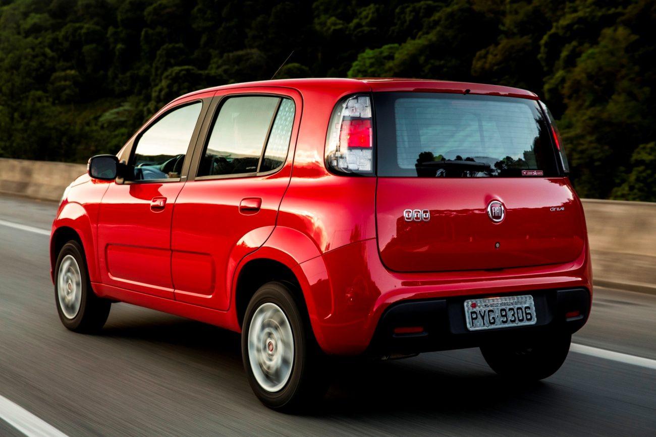 Novo Fiat Uno 2018 chega com preço inicial de R$ 42mil