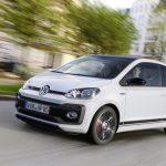 Volkswagen apresenta Up! GTI com 115 cv e 0 a 100 km/h em 8,8 segundos