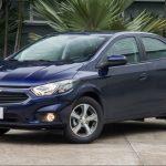 Chevrolet Prisma tem pequenas mudanças na linha 2018