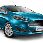 Ford Fiesta ganha versão Powershift de entrada por R$ 55.990
