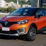 Renault Captur 1.6 com câmbio CVT parte dos R$ 84.900