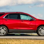 The all-new 2018 Chevrolet Equinox is a fresh and modern SUV sized and designed to meet the needs of the compact SUV customer. Its expressive exterior has an all-new, athletic look echoing the global Chevrolet design cues seen on vehicles such as the Cruze, Bolt EV and Trax.