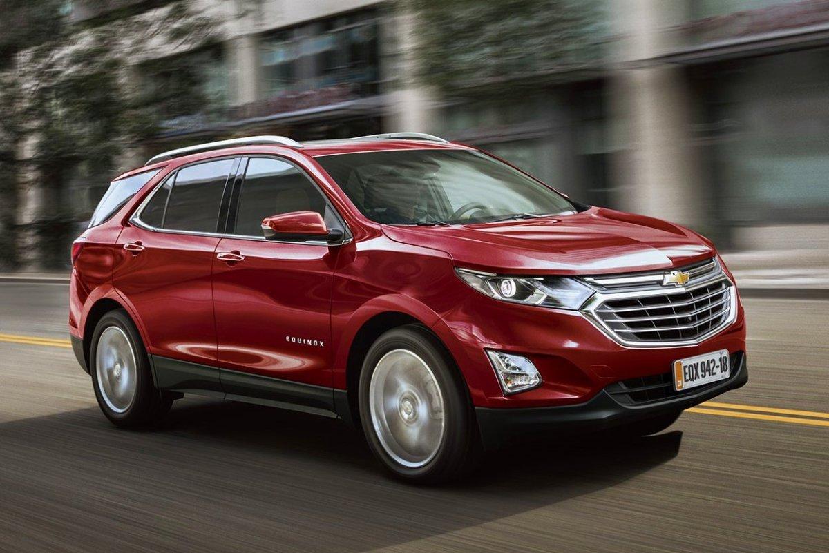 Chevrolet confirma Equinox com motor 2.0 de 262 cv no Brasil