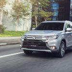 Mitsubishi Outlander 2.0 ganha opção de sete lugares por R$ 142.990