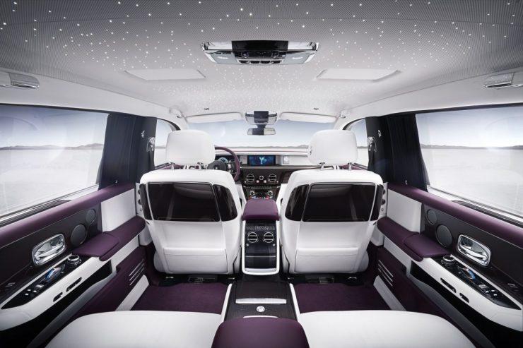 Rolls Royce Phantom 2