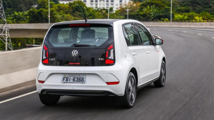 Volkswagen up! Pepper (2)