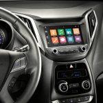 Hyundai HB20 2018 pode ter central multimídia em todas as versões