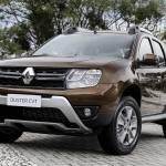 Renault Duster 1.6 ganha câmbio CVT por R$ 73.490