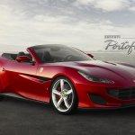 Ferrari mostra a Portofino, substituta da California T