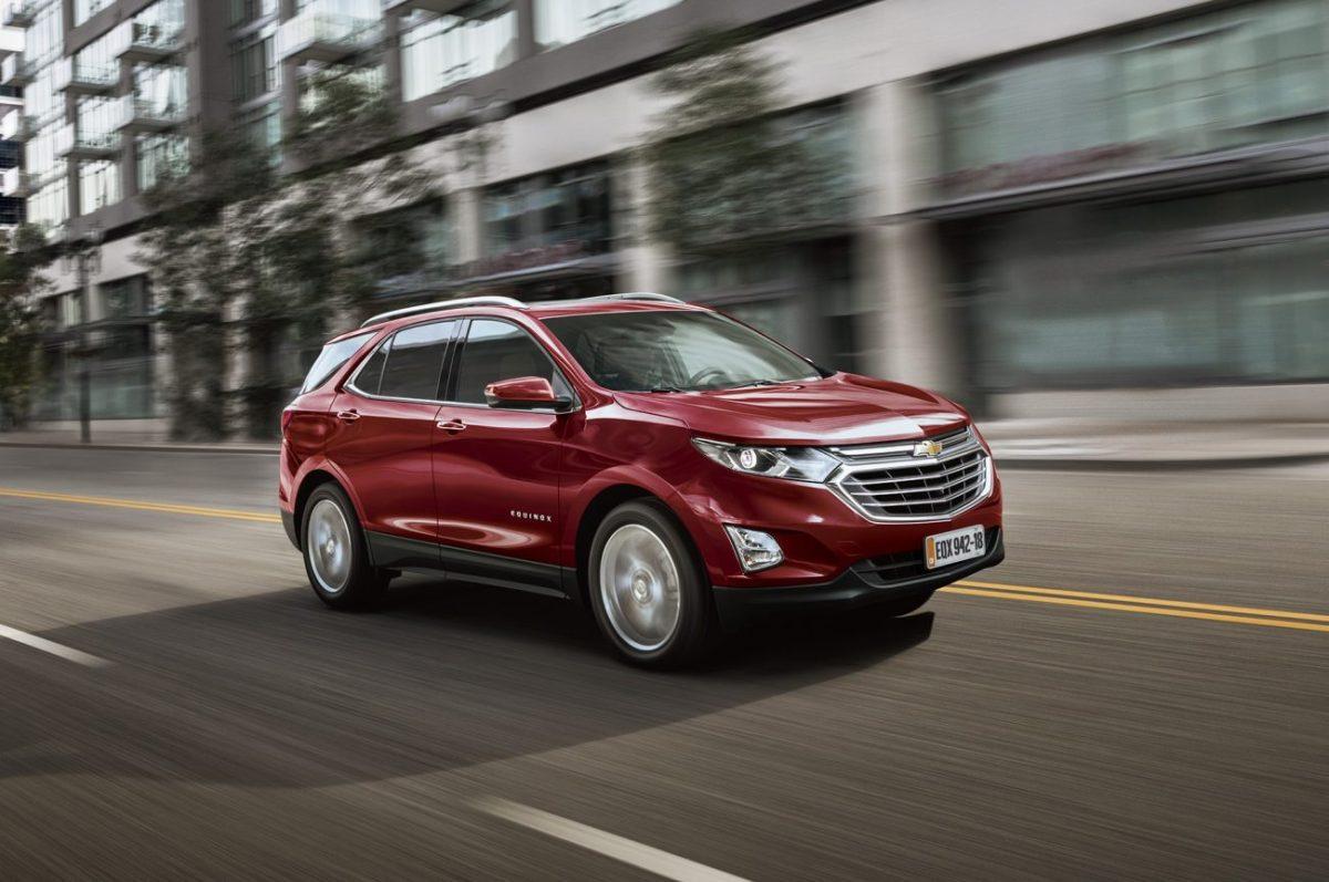 Chevrolet adianta o preço do Equinox e inicia pré-venda do utilitário esportivo