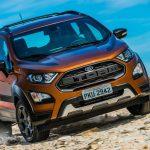 Ford EcoSport retorna ao mundo 4×4 com versão Storm