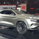Salão de São Paulo: Fiat mostra conceito de utilitário esportivo cupê e prevê 15 lançamentos até 2023