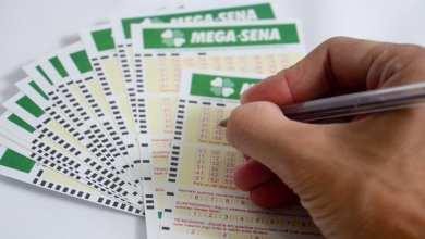 Foto de Acumulada, Mega-Sena pode pagar prêmio de R$ 40 milhões neste sábado