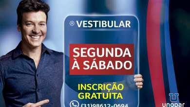 Photo of UNOPAR VIÇOSA PROMOVE VESTIBULAR COM INSCRIÇÃO GRATUITA