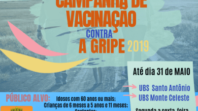 Photo of CAMPANHA DE VACINAÇÃO CONTRA GRIPE EM SÃO GERALDO ENCERRA DIA 31 DE MAIO