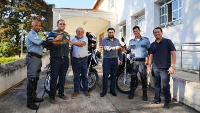 Photo of NOVAS MOTOS E EQUIPAMENTOS DE SEGURANÇA SÃO ENTREGUES AO DIRETRAN