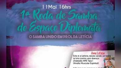 Photo of 1ª RODA DE SAMBA BENEFICENTE
